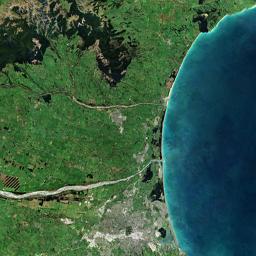 Christchurch Quake Map on