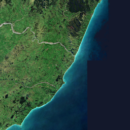 Christchurch Quake Map